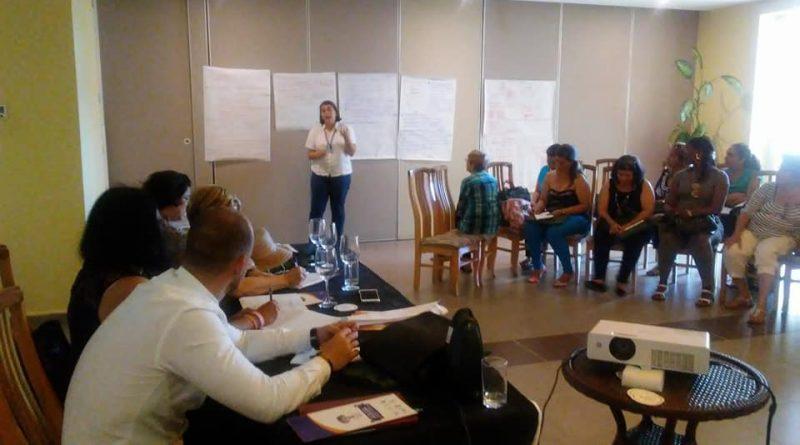 en  II Encuentro de investigadores/as sobre violencia de género