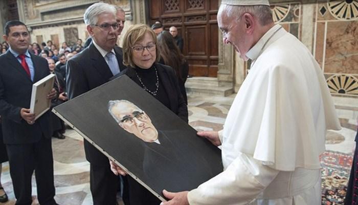 Papa Francisco anunciará este sábado la fecha de canonización de Monseñor Romero