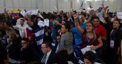 La voz de los pueblos enmudece a la OEA