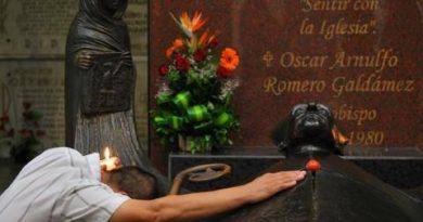 24 de marzo Asesinato de Monseñor Oscar Arnulfo Romero