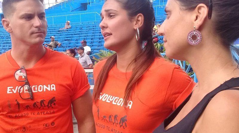Juventudes cubanas contra el acoso